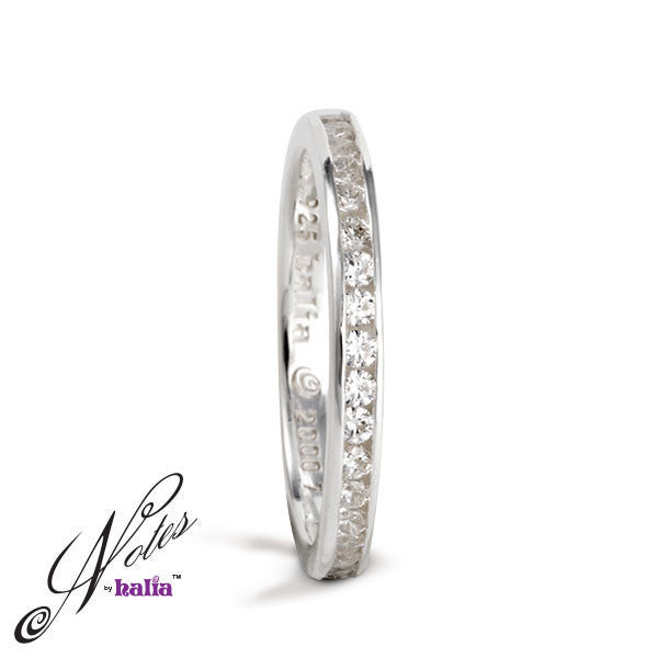 Dizzy Starlet Stacking Ring Set - Metalsmiths Sterling™ Canada