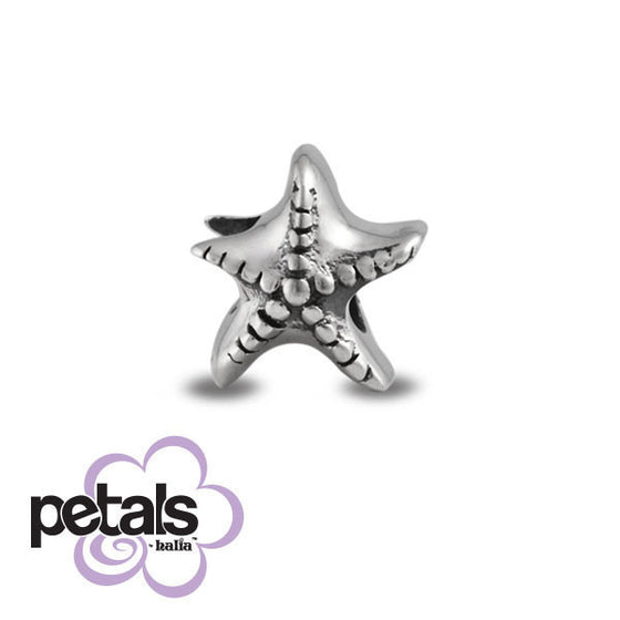 Buddies on the Beach -  Petals Sterling Silver Charm
