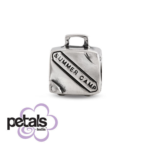 Sleepover Camp -  Petals Sterling Silver Charm