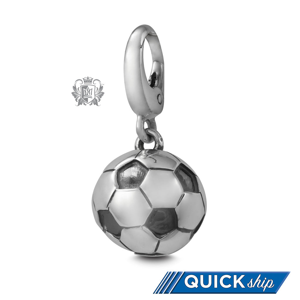Soccer Ball Charm - Quick Ship