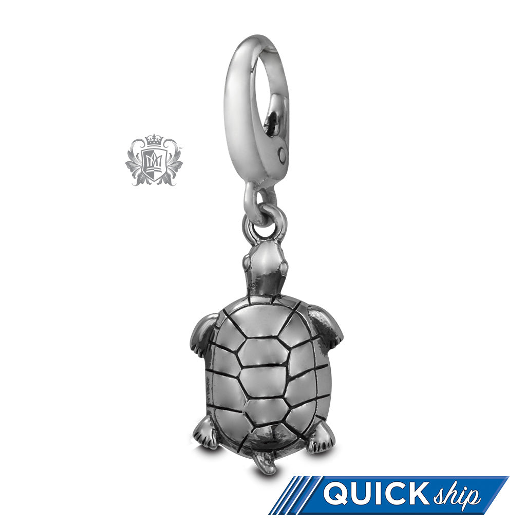 Quick Ship Turtle Charm -  Charm