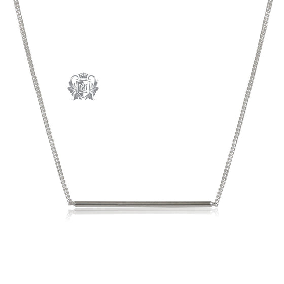 Level Bar Necklace