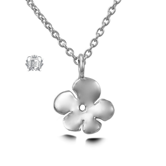 Bloom Pendant (Special Edition) - Sterling Silver Necklaces - 2