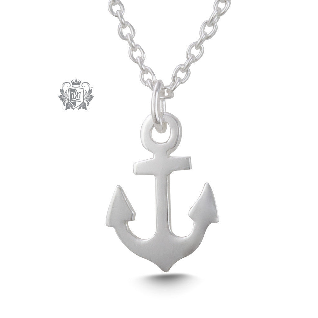Anchor Pendant -  Necklaces - 2