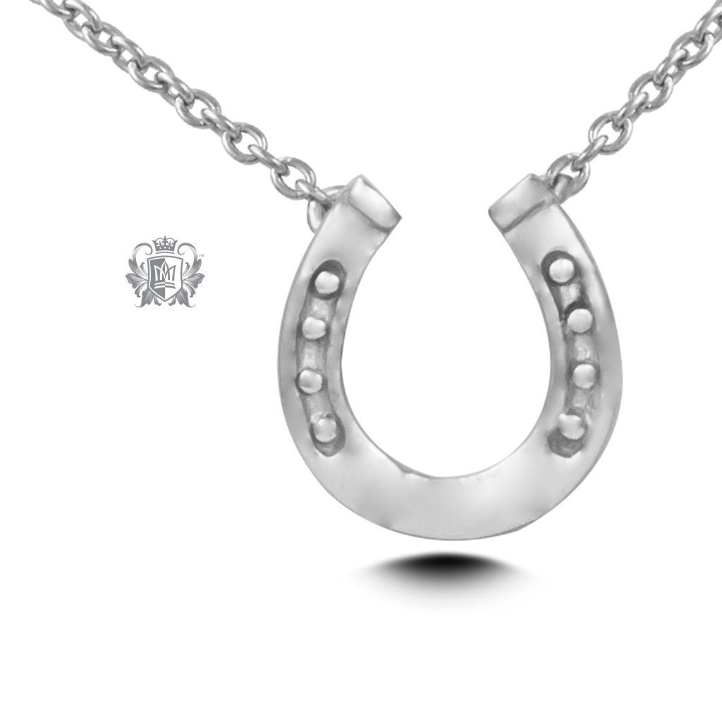 Horseshoe Pendant - Metalsmiths Sterling™ Canada
