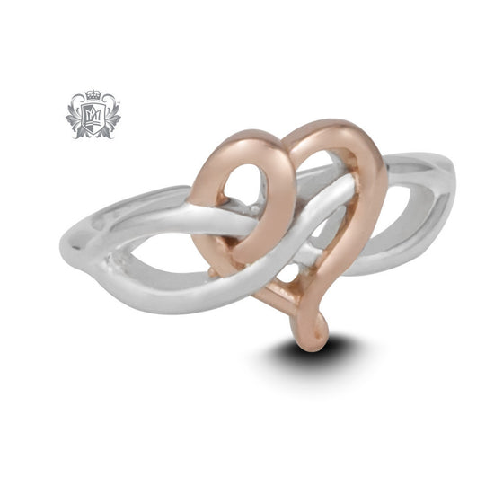 Love Knot Toe Ring -  Body Jewelry