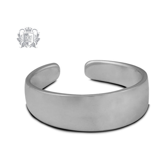 Plain Band Toe Ring - Metalsmiths Sterling™ Canada