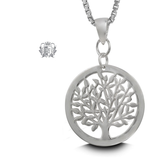 Tree of Life Pendant - 18 inch chain Pendants - 1