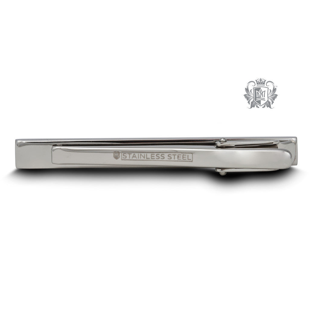 Linear Sparkle Tie Clip - Metalsmiths Sterling™ Canada