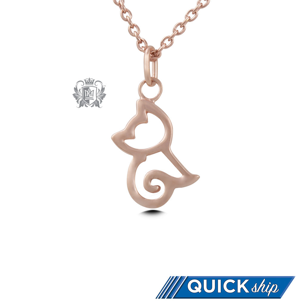 Cat Pendant - Metalsmiths Sterling™ Canada