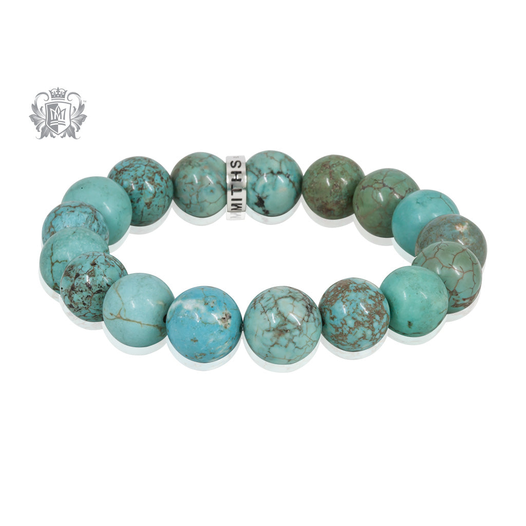 Turquoise Friendship Bracelet - Metalsmiths Sterling™ Canada