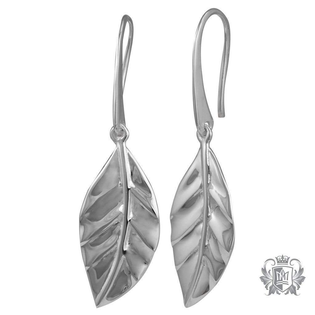 Metalsmiths Sterling Silver Forever Spring Earrings