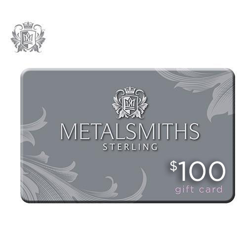 Metalsmiths Sterling $100 Gift card