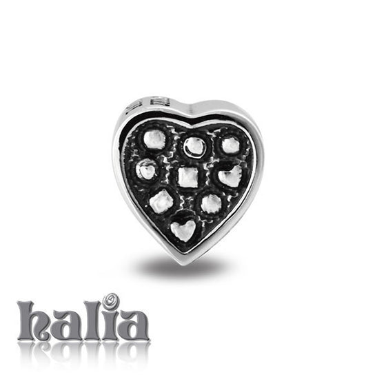 Box of Chocolates -  Sterling Silver Bead