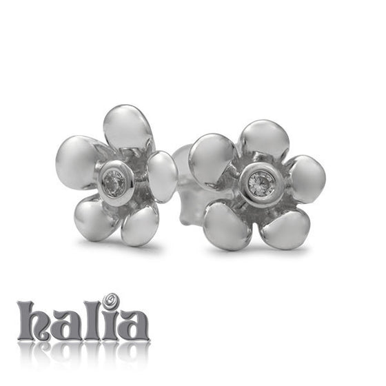 Flower Stud Earrings -  Jewelry Earrings