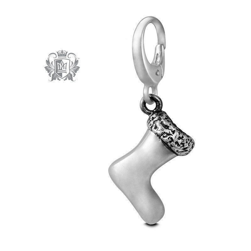 Christmas Stocking Charm -  Charm