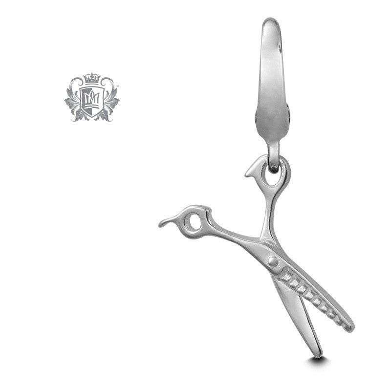 Stylist's Scissors Charm -  Charm