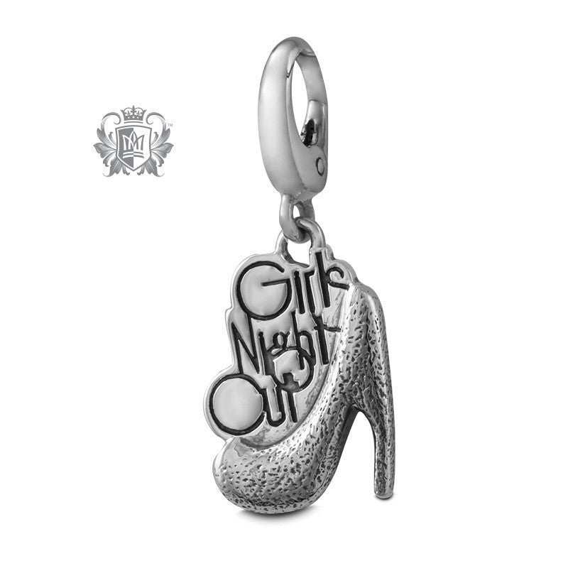 Girls Night Out Charm -  Charm