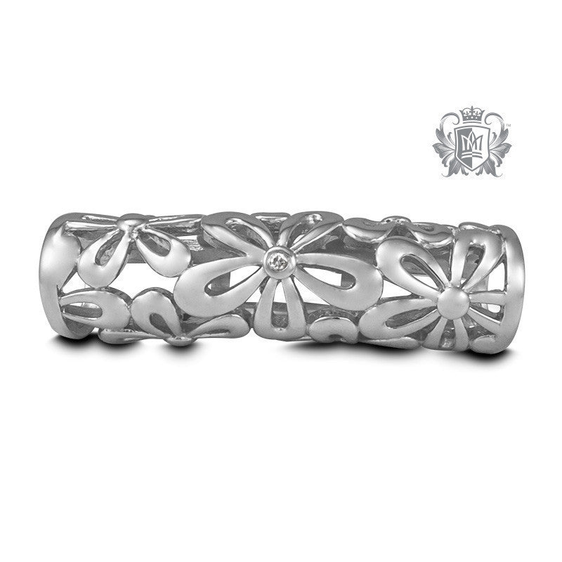 Daisy Embrace Enhancer - Sterling Silver Embrace Enhancer - 1