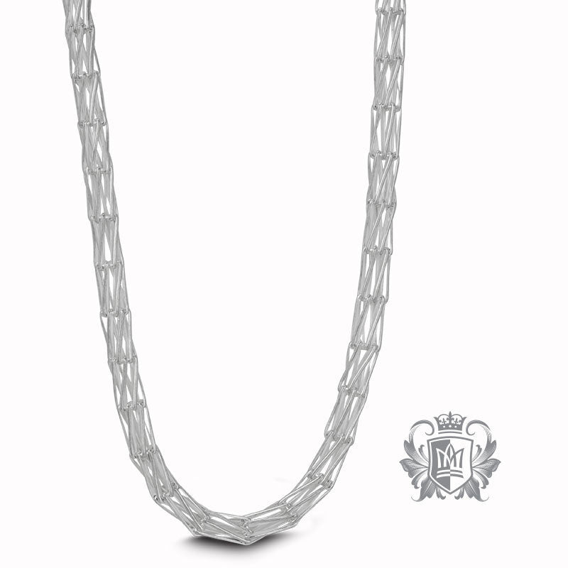 Fantasy Link Necklace - Metalsmiths Sterling™ Canada