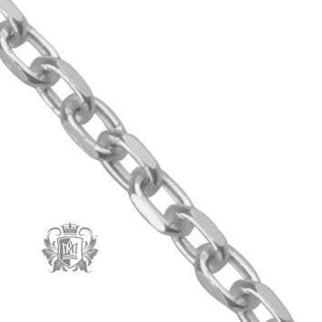 Thin Anchora Chain (40 gauge) - Metalsmiths Sterling™ Canada