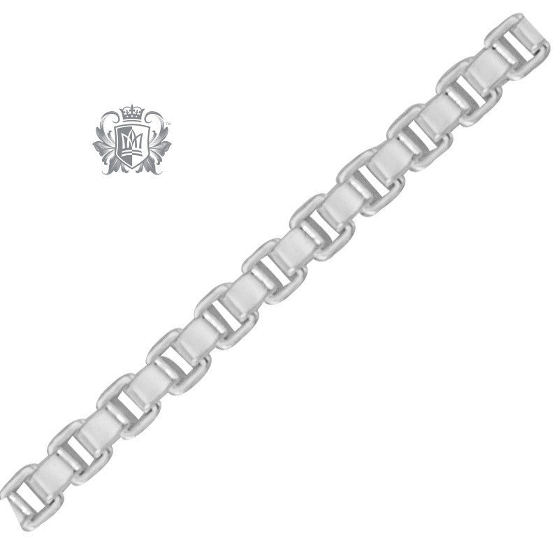 Box Chain (40 gauge) - 20 inch chain Chain