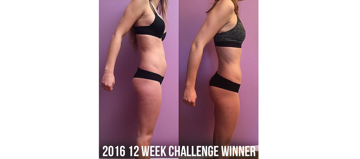 Are YOU our next 12 Week Challenge WINNER?!?