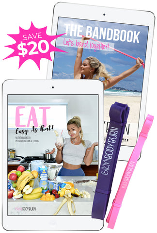 EAT (eBook) & WORKOUT BUNDLE