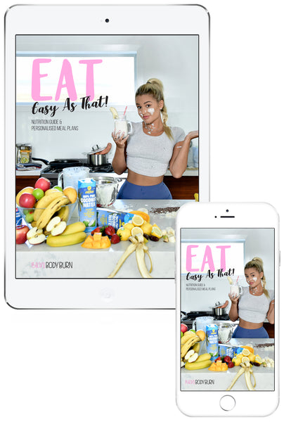 EAT NUTRITION GUIDE (eBook)