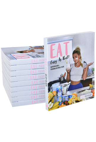 EAT NUTRITION GUIDE (hard copy)