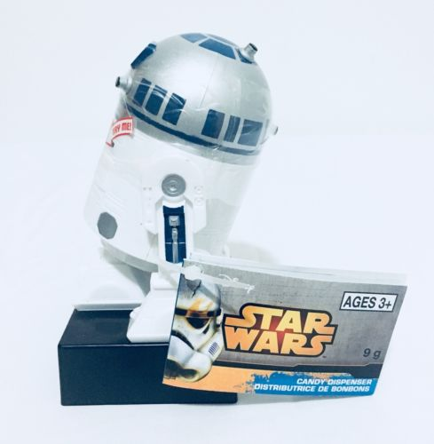 NEW R2D2 Star Wars Candy Dispenser, Antique Alchemy