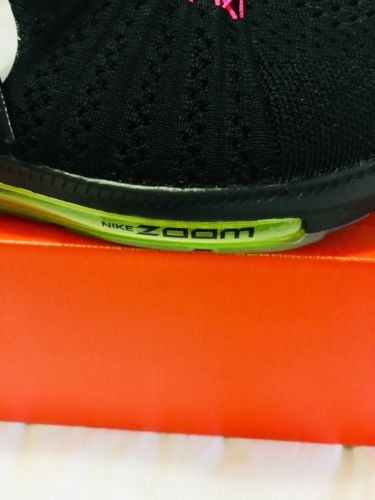 Womans NIKE Zoom All Out Flyknit Running Shoes Size 10