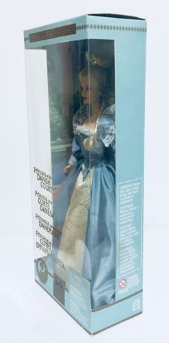 NIB Princess Of The Danish Court Barbie Doll, Collector Edition, Antique Alchemy