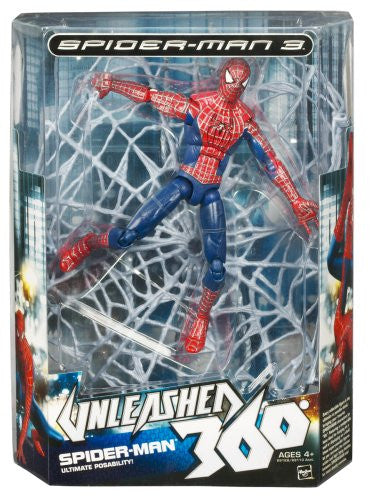 Spider-Man 3 Unleashed 360 Spider-Man by Hasbro, Antique Alchemy