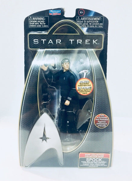 Playmates Spock Action Figure 2009, Star Trek, New IN Box