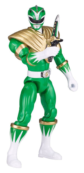 Power Rangers Legacy Mighty Morphin 5-Inch Green Ranger Action Figure, Version 2