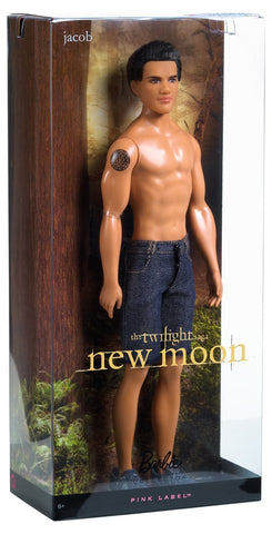 Barbie Collector Twilight Saga New Moon Jacob Doll by Mattel, Antique Alchemy