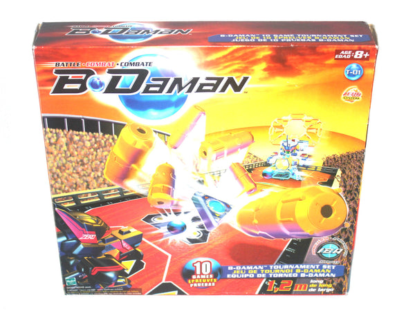 Hasbro - B-Daman Deluxe Tournament Set, Antique Alchemy