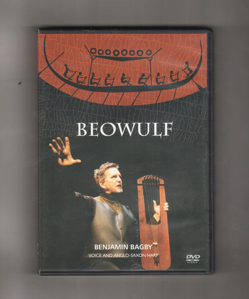 Benjamin Bagby Beowulf DVD, Antique Alchemy