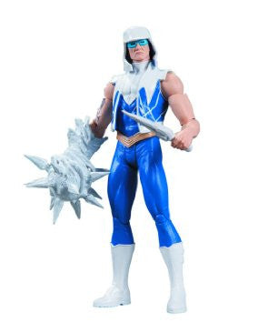 DC Collectibles DC Comics Super Villains Captain Cold Action Figure, Antique Alchemy