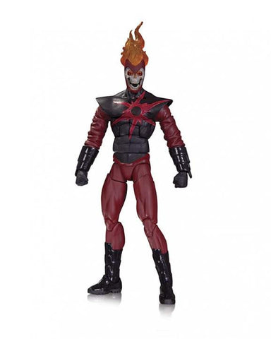 DC Collectibles DC Comics Super-Villains Deathstorm Action Figure, Antique Alchemy