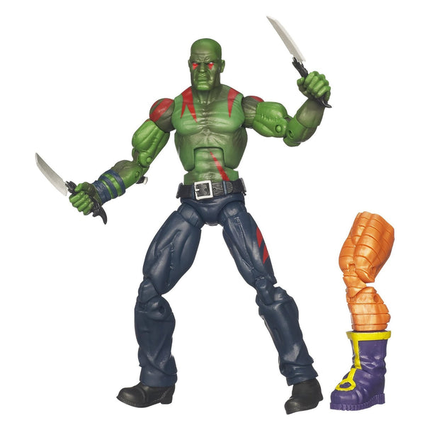 Marvel Universe Marvel Legends Marvel's Drax Figure 6 Inches, NIB, Antique Alchemy