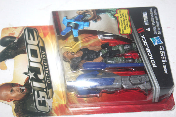 2011 G.I. Joe Retaliation Ultimate Roadblock Figure , Hasbro, NIB, Street Beast, Mattel Toys, Antique Alchemy