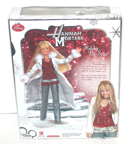 Collectible Hannah Montana Holiday Singing Doll, Antique Alchemy