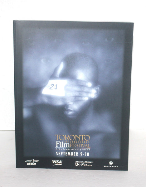 24th Toronto International Film Festival Sept 9-18 1999 Paperback – 1999