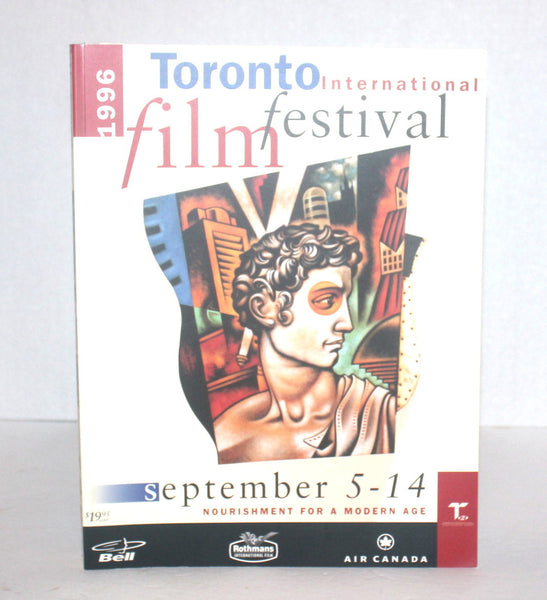 21st Toronto International Film Festival Sept 5-14 1996 Paperback – 1996