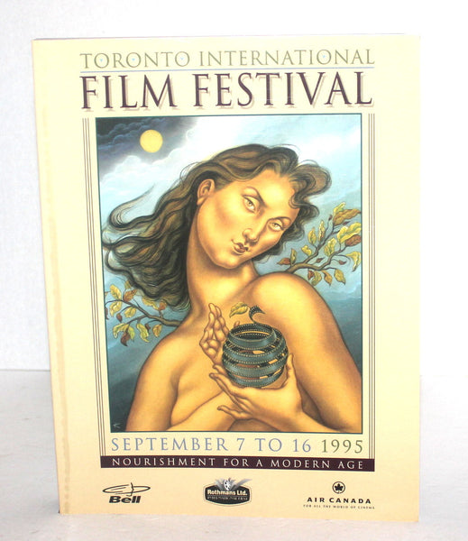 20th Toronto International Film Festival Sept 7-16 1995 Paperback – 1995