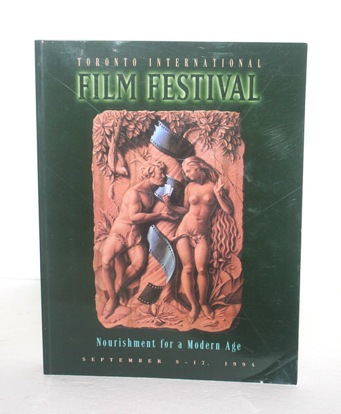 19th Toronto International Film Festival Sept 8-17 1994 Paperback – 1994