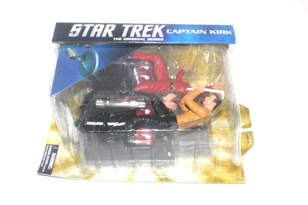 Star Trek Select Kirk Action Figure Toy, Antique Alchemy