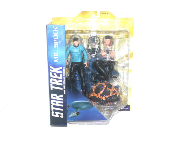 Star Trek Select: Spock Action Figure Toy, Antique Alchemy